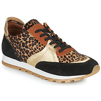 Skor Dam Sneakers JB Martin GLOIRE Svart