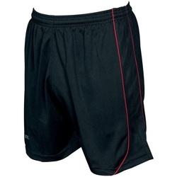 textil Shorts / Bermudas Precision  Svart/röd