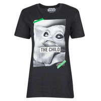 textil T-shirts Yurban OUFIMM Svart