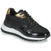 Skor Dam Sneakers JB Martin HABILLE Svart