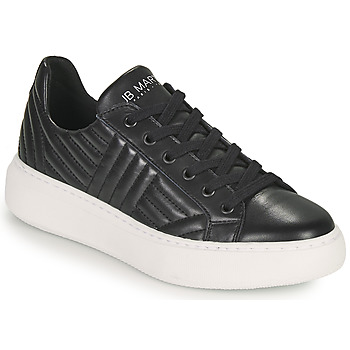 Skor Dam Sneakers JB Martin FIABLE Svart