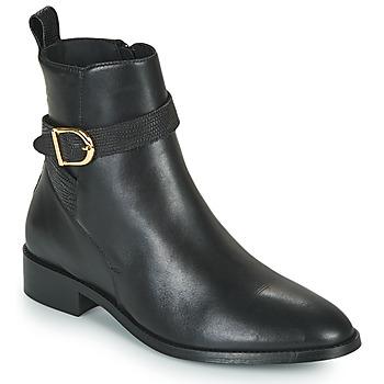 Skor Dam Boots JB Martin AGREABLE Svart