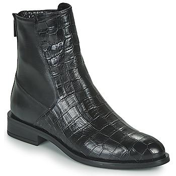 Skor Dam Boots JB Martin OLIVIA Svart