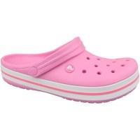 Skor Dam Snörskor & Lågskor Crocs Crocband Rosa