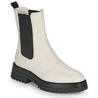 Skor Dam Boots JB Martin OPTIMISTE Vit