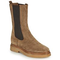 Skor Dam Boots JB Martin ORDONNEE Beige