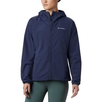 textil Dam Sweatshirts Columbia Sweet Panther Jacket Bleu marine