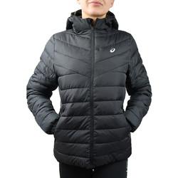 textil Dam Täckjackor Asics W Padded Jacket Noir