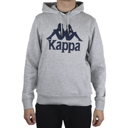 textil Herr Sweatshirts Kappa Taino Hooded Grise