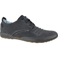 Skor Herr Sneakers Caterpillar Electroplate Leather Grise