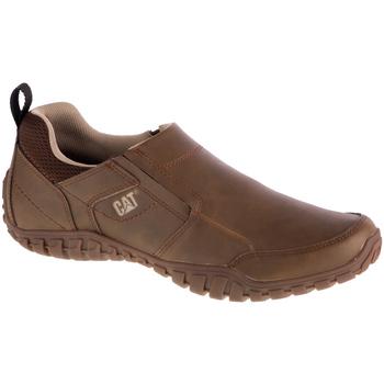 Skor Herr Sneakers Caterpillar Opine Marron