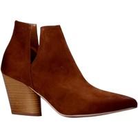 Skor Dam Boots Grace Shoes 7241004 Brun