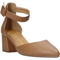Skor Dam Pumps Grace Shoes 774005 Brun