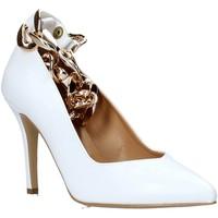 Skor Dam Pumps Grace Shoes 038148 Vit