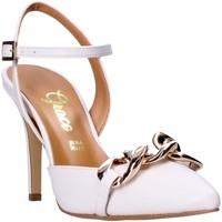 Skor Dam Pumps Grace Shoes 038064 Vit