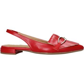 Skor Dam Ballerinor Grace Shoes 521T062 Röd