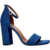 Skor Dam Sandaler Grace Shoes 018R001 Blå