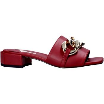 Skor Dam Tofflor Grace Shoes 971Y023 Röd