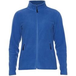 textil Dam Jackor Gildan PF800L Kunglig blå