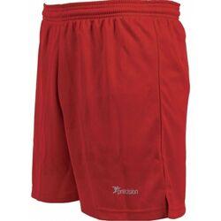 textil Barn Shorts / Bermudas Precision  Röd