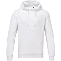 textil Herr Sweatshirts Asquith & Fox AQ080 Vit