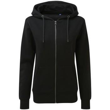 textil Dam Sweatshirts Asquith & Fox AQ081 Svart