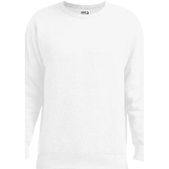 textil Sweatshirts Gildan HF000 Vit