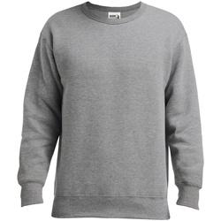 textil Sweatshirts Gildan HF000 Grafit Heather