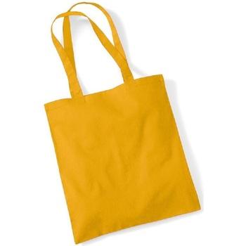 Väskor Shoppingväskor Westford Mill W101 Senap