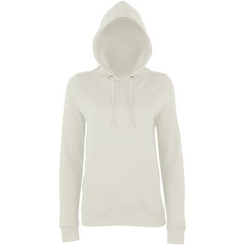 textil Dam Sweatshirts Awdis Girlie Vanilj