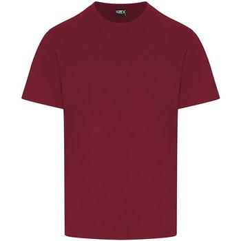 textil Herr T-shirts Pro Rtx RX151 Bourgogne