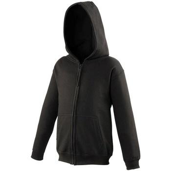 textil Barn Sweatshirts Awdis JH50J Djupt svart