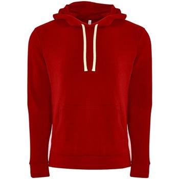 textil Sweatshirts Next Level NX9303 Röd