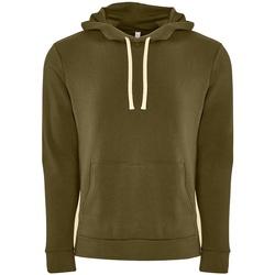 textil Sweatshirts Next Level NX9303 Militärt grönt