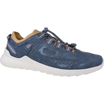 Skor Herr Sneakers Keen Highland Bleu