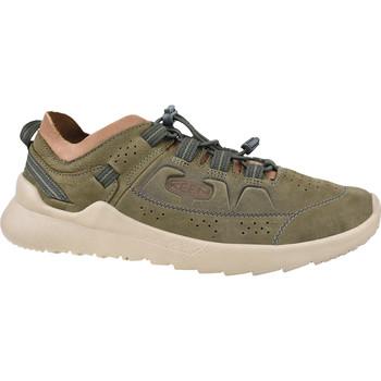 Skor Herr Sneakers Keen Highland Vert