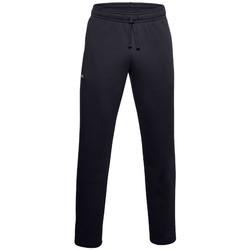 textil Herr Joggingbyxor Under Armour Rival Fleece Pants Noir