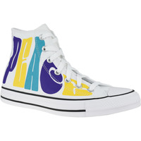 Skor Sneakers Converse Chuck Taylor All Star Peace Blanc