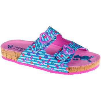 Skor Barn Sandaler Skechers Granola Bleu