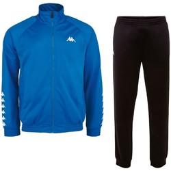textil Herr Sportoverall Kappa Till Training Suit Bleu