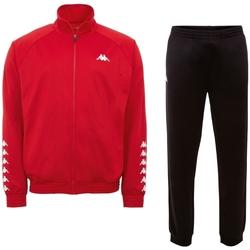 textil Herr Sportoverall Kappa Till Training Suit Rouge