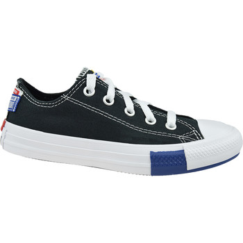 Skor Barn Sneakers Converse Chuck Taylor All Star Jr Noir