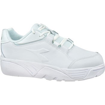 Skor Dam Sneakers Diadora Majesty Blanc
