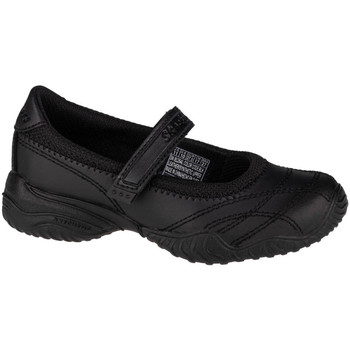 Skor Barn Sneakers Skechers Velocity-Pouty Noir