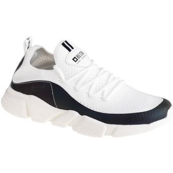 Skor Dam Sneakers Big Star Shoes Blanc