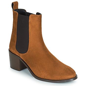 Skor Dam Boots JB Martin ADELE Brun