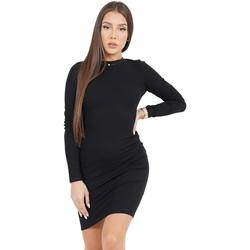textil Dam Korta klänningar Sixth June Robe femme  Classique noir