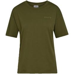 textil Dam T-shirts Diadora Chromia Oc Grön