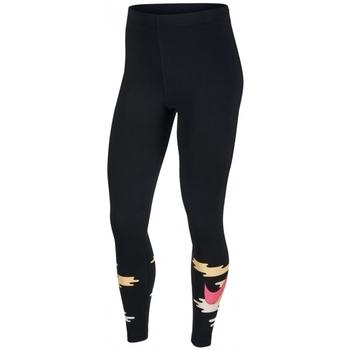 textil Dam Leggings Nike Sportswear Svart