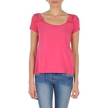 textil Dam T-shirts DDP NOWI Rosa